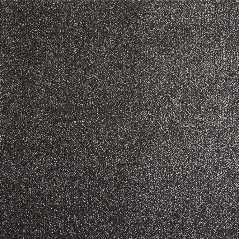 Expoglitter 0910 - Black with silver glitters