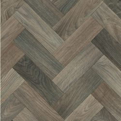 Expowood 1028 - Light Brown & Grey Chevrons